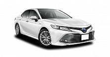 Toyota Camry Restyling New