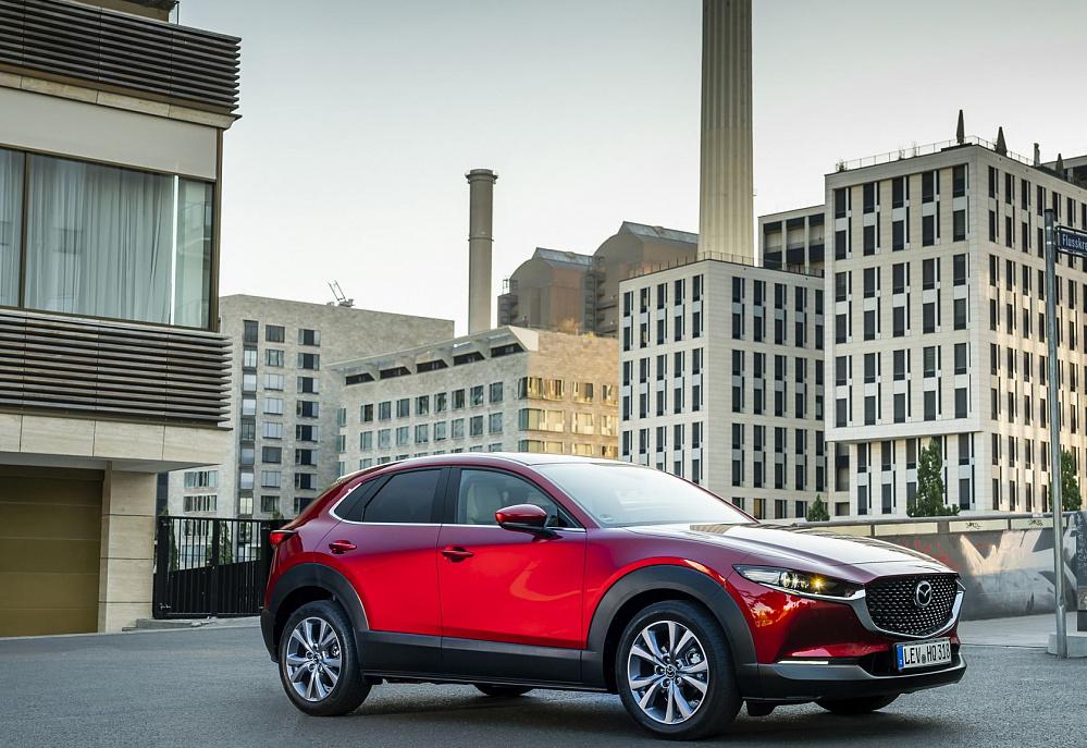 Новый Mazda CX-30